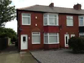 Two bedroom flat to rent in New York, North Shields,Tyne and wear