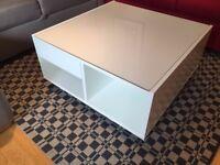 Ikea Boksel coffee table