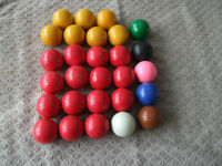 Snooker Pool Balls