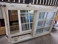 DOUBLE GLAZED SASH WINDOWS**PRICE SLASHED**