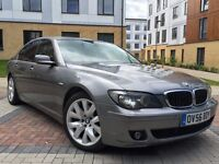 2007 BMW 730d AUTO M SPORT FULLY LOADED FSH P/X WELCOME