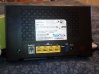 TalkTalk broadband router