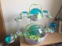 Dwarf hamster cage for sale