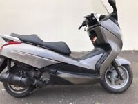 2008 HONDA FES 125 S/WING MOTD ONLY £650 FOR PARTS OR REPAIR GOOD ENGINE RUNS WELL