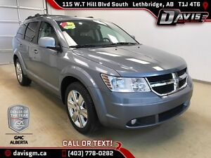 Used 2010 Dodge Journey SXT-Heated Seats, Remote Start