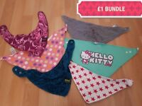 Bib bundle £1