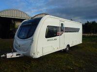 Sterling Eccles Quartz caravan 2012