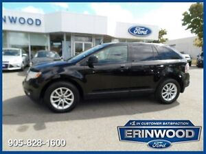 2009 Ford Edge SEL - 6CYL/PGROUP/PAN ROOF/ALLOYS
