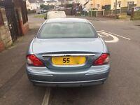 Jaguar x-type classic d 2006 long mot look now