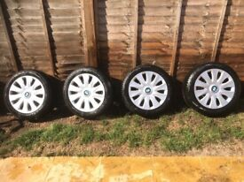 BMW winter wheels E36 E46 E90 2.0 less 1 series 3 series