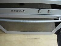 Neff stainless steel electric oven