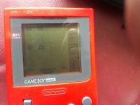 Collectable Nintendo game boy 2 games