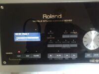 Roland SD50 mobile sound canvas