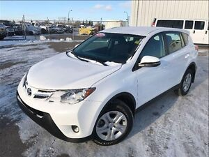 2015 Toyota RAV4 LE AWD- Low kms!