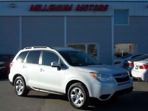 2015 Subaru Forester 2.5i AWD / EASY FINANCE AVAILABLE