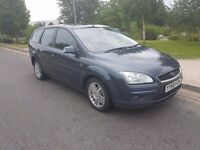 2007 FORD FOCUS ESTATE 1.6 GREAT SIZED FAMILY CAR MOTED UNTIL END OF FEBUARY 2017