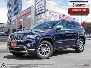 2016 Jeep Grand Cherokee ***LIMITED***CHRYSLER CANADA EXECUTIVE