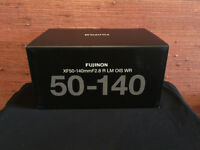 Fujifilm XF50-140mm f2.8 R LM OIS WR lens *BRAND NEW* (for use on Fuji X Series Cameras)