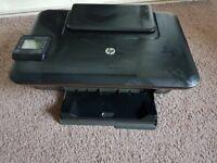 HP Deskjet 3055A Printer and scanner
