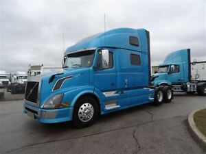 2012 Volvo VNL64T 780 1-Owner- Lots of Recent Upgrades!