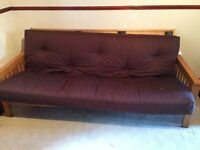 Comfortable Futon Sofa
