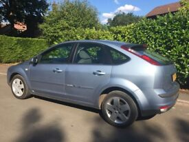 Ford Focus 2007 1.6 TDCi Style Used Car MOT MAY 2019 £899