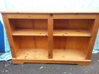 Pine shelves set of 2 identical