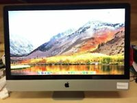 APPLE iMAC 27 INCH 3.06GHZ core 2 duo 4GB RAM 1TB HDD 2009 collection from shop I-20