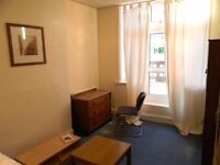 Double room in comfortable friendly flat, suitable for one person. NO AGENCY FEES