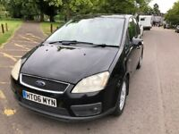 2006 Ford Focus C-Max 2.0 Ghia 5dr AUTOMATIC Fully HPI Clear Full Service History @07541423568@