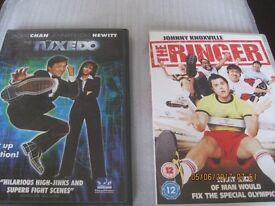 DVD'S The Ringer - The Tuxedo