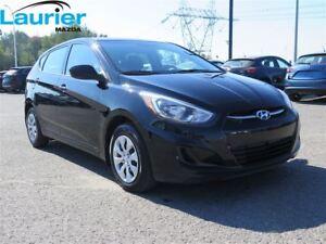 2015 Hyundai Accent L MANUELLE 33.99$/sem.tx.incl.0 dépôt