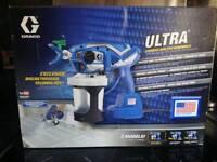 Graco ultra handheld sprayer