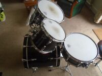 Remo Master Touch Shell pack with Snare