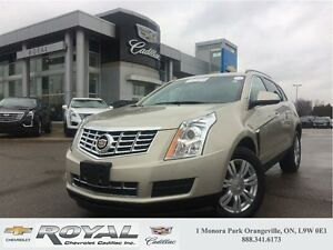 2015 Cadillac SRX HEATED LEATHER * ONE OWNER