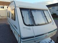 Swift Conqueror580 Lux Twin Axel 4 Berth 1999