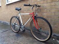 Mens Hardtail Commuting Mountain Bike in Good Condition