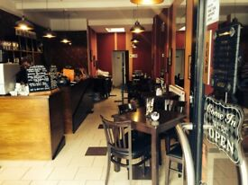Cafe Bistro 2 kitchens A3 license
