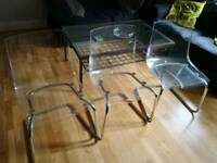 Free 3 ikea dining chairs W12