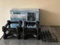 ISO Acoustics L8R 200 Studio Speaker Stands