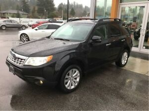 2012 Subaru Forester 2.5X Limited Package