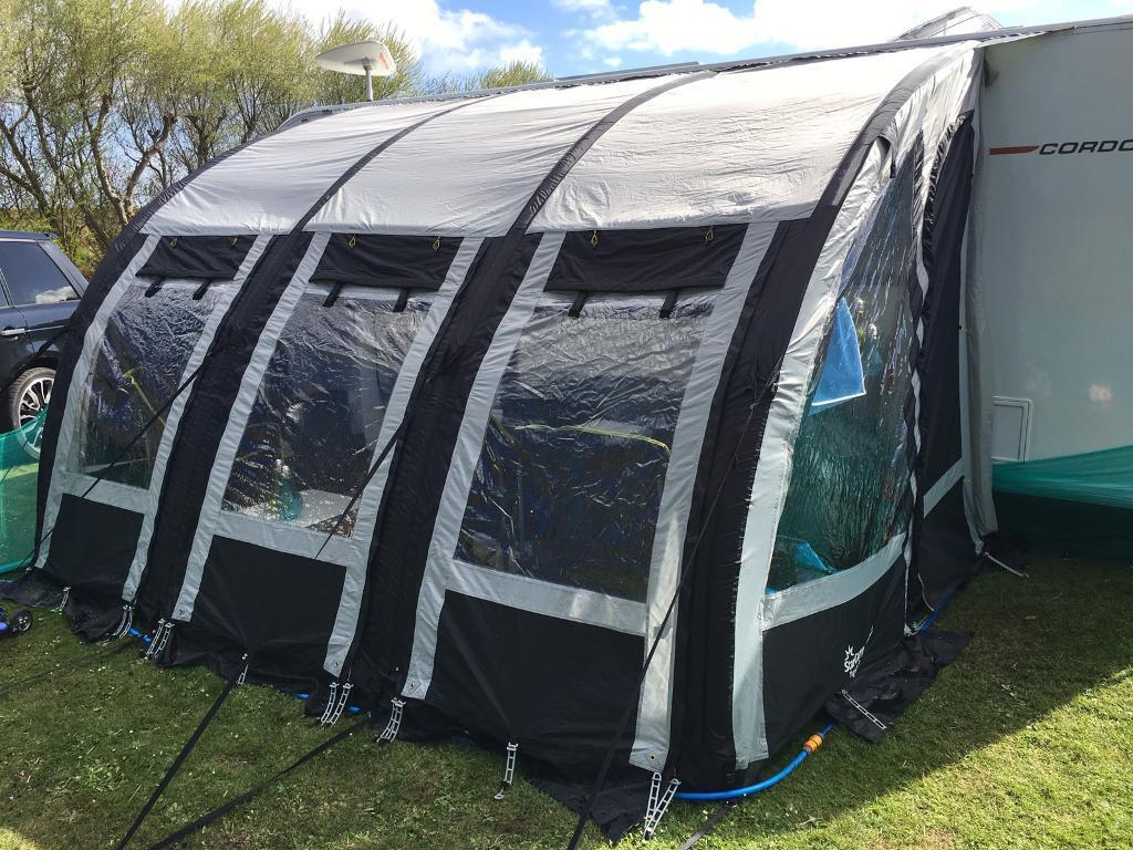 Dorema Starcamp Magnum 390 Caravan Awning | in Rochford ...