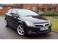 2009 Vauxhall Astra 1.8 i VVT 16v SRi (Exterior Pack) Sport Hatch 3dr **F/S/H+LOW MILES+IMMACULATE**