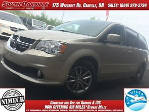 2015 Dodge Grand Caravan SXT | DVD | HEATED LEATHER | NAVIGATION