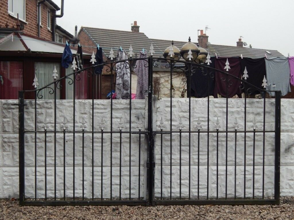 Wrought Iron Gates Driveway Gates Garden Gates Metal Gates Steel