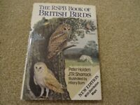 The RSPB Book of British Birds