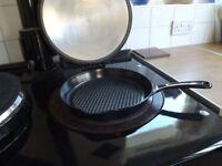 AGA Griddle Pan