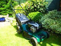 ATCO Quattro 19 s petrol lawnmower