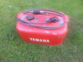 yamaha outboard 5 galllon fuel tank