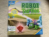 Robot Turtles - programming game for pre-schoolers. Excellent condition.